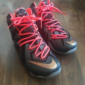 Nike men's lebron James sneakers